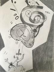 El tiempo que nos asecha constantemente.