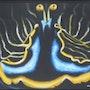 «L'escargot» Huile. Nad'ev