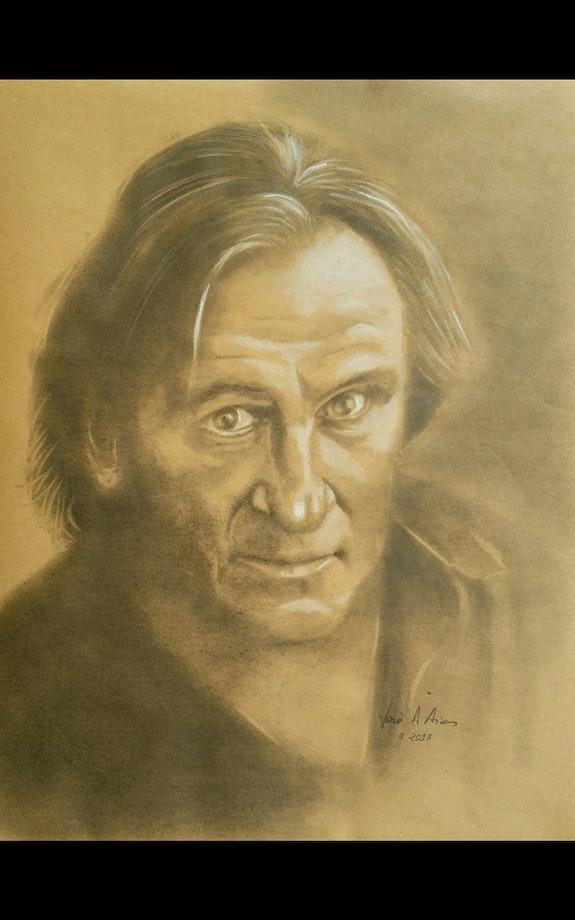 Gérard Depardieu. Jose Antonio Arias Jose Antonio Arias