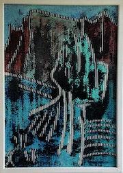 Abstraction paysagère. Xavier Descamps