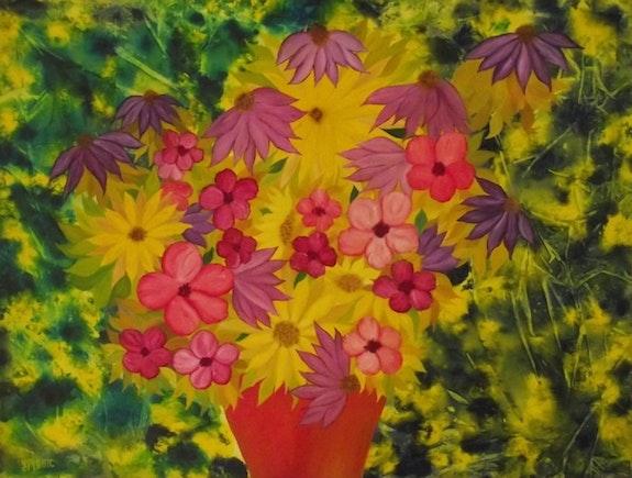 Bouquet 19. Gerard Flohic Gerard Flohic