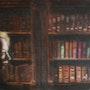 La liseuse. Pierre Giafferi Alias Cesar Luciano