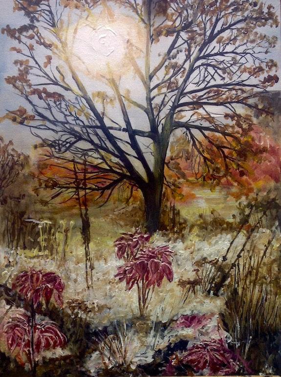 Autumn Sun. Graham Williams Broonzy Williams