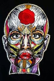 El Hombre. Esperanza Garzón - Penélope Arte Textil
