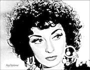Viviane Romance. Raymond Marcel Depienne