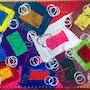 Les chemins d'hermès, grande toile 60x80 cm, art abstrait, Street art moderne. Xenart