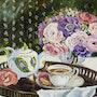 Afternoon Tea. Ingrid Neuhofer Dohm