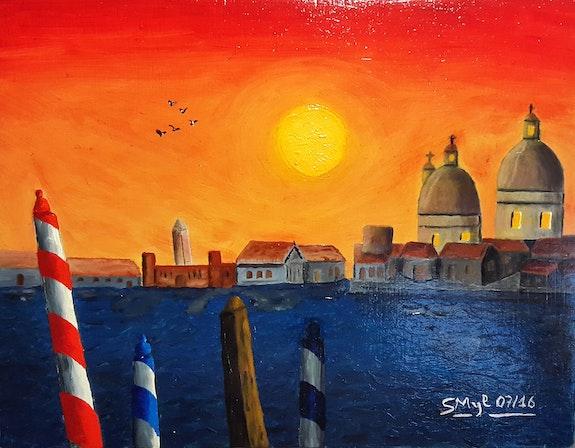 Venezia-Santa Maria. Smyl Smyl29
