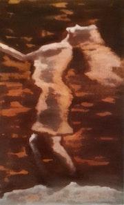 Dans le vent. Xavier Descamps