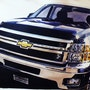 Silverado, pick up Chevrolet. Gilbert Verani