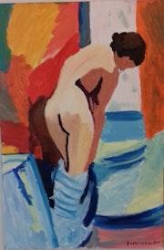 » Après le bain ». Yves Decaudan