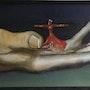 Gulliver et la petite danseuse. Xavier Descamps