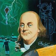 Benjamin Franklin. Illustration & Illusion