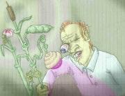 Le jardinier.