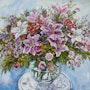 Lilies. Ingrid Neuhofer Dohm