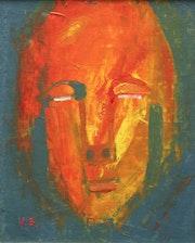 Mask. Valeriu Buev