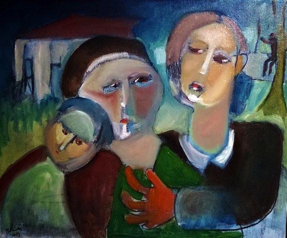 Famille. Patrick Blanchon Patrick Blanchon