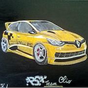Renault Clio 4 rs.