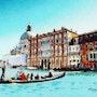 A Venise.
