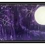 Purple Night. Claudine Barclais