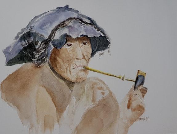 La femme chinoise. Yokozaza Yokozaza