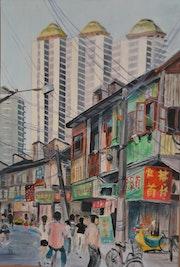 Shangaï.