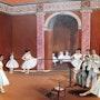 Classe de danse. Fabien Cantet