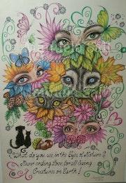 «Eyes of Nature». Seelenkunstwerk