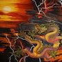Fire DragonDragon de feu. Neal Farncroft