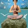 Méditation. Peter Oto