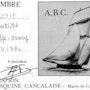 Association la Bisquine. Port de la Houle Cancale. Elie
