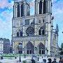 Notre Dame de paris. Pierre Adolle