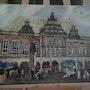 Bremer Rathaus. Sprathoff