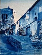 Peintre amateur. Kaalyf