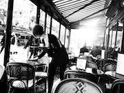 Chiffon doux - Au Café Chineur - Novembre 2016.