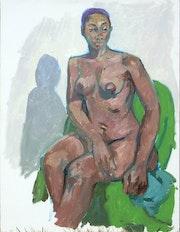 Female Nude. Marc Clamage