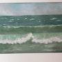 Mer d'iroise. Soizic à Brest