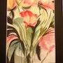 Explosion de fleurs. Karine Foucaud