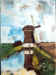 Moulin de Hollande.