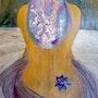 Fleur bleue. Olivier Vernet