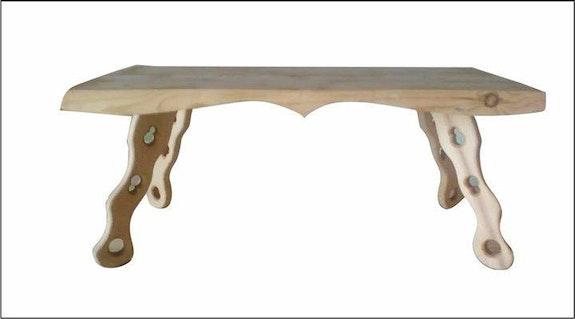 Petite table déco,. Tchankinahoo Les Trois Terrasses