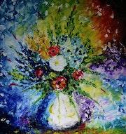 Le bouquet.