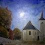 Église de Dammarie / Loing.. Annick Guillard