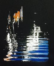 'Mystique'Fine Art print.. Wayne Ford