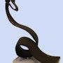 Kalli - mer noire -. Line Bonnef