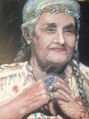 Wise elder. Patti'sart