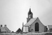 La petite chapelle (Finistère).
