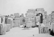 Le temple de Karnak (Egypte). Gérard Baty