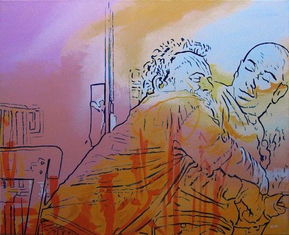 Art Mûr 16. Dominique Boucher Dominique Boucher