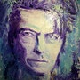 Bowie for ever. Michele Sardain